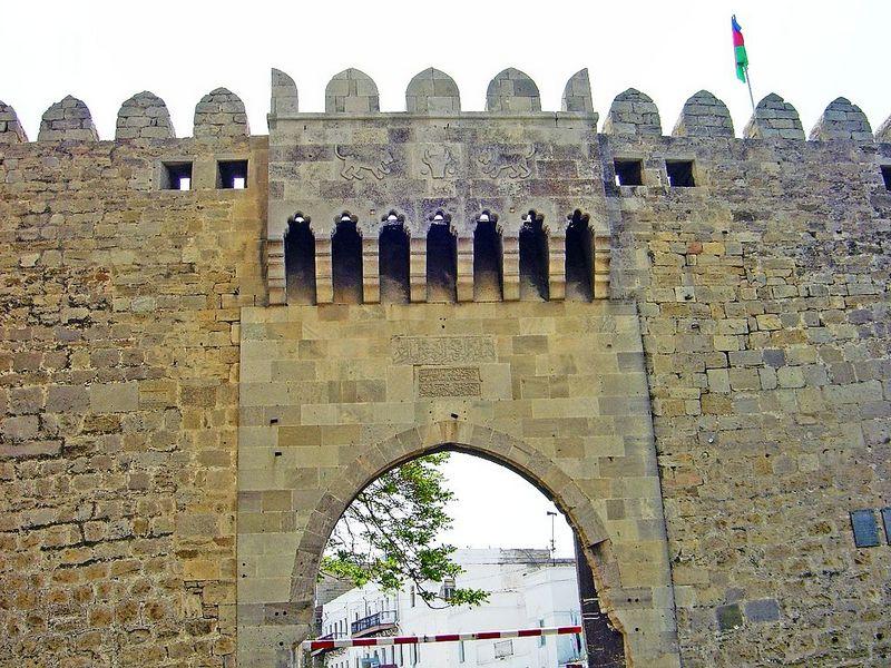 Ворота в Старый город. Фото: Grandmaster/ru.wikipedia.org