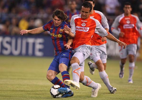 «Барселона»-«Чивас» /Jed Jacobsoh Getty Images Sport