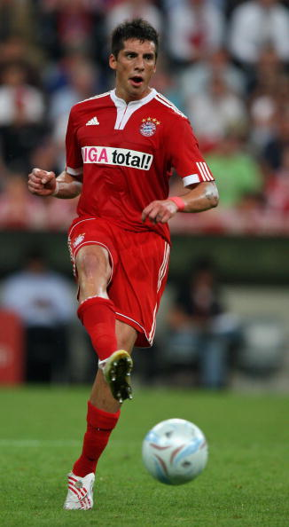 Эрнесто Соса(Бавария – Милан)
