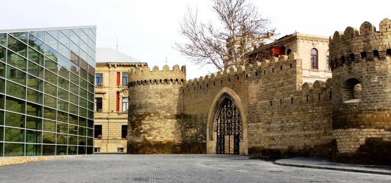 Старый город. Фото: Фото: Gulustan/commons.wikimedia.org