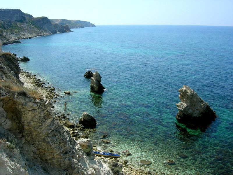 Западный Крым: Поэзия каменной страны Джангуль. Фото: Алла Лавриненко/Великая Эпоха