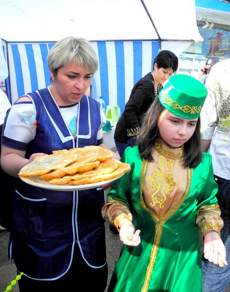 Фестиваль чебурека. Фото: Алла Лавриненко/Великая Эпоха