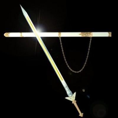 Белый меч. Фото с aboluowang.com