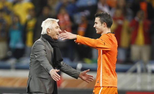 Уругвай – Голландия Фото:Lars Baron, Richard Heathcote /Getty Images Sport