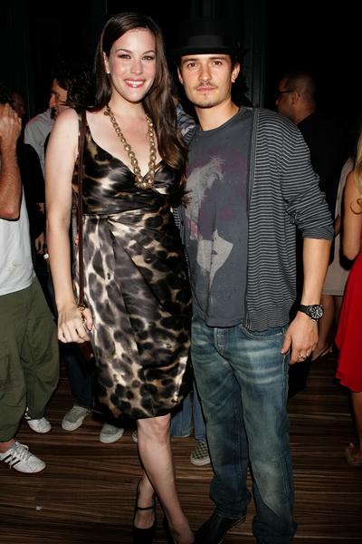 Актеры Лив Тайлер и Орландо Блум в Нью-Йорке. Фото: Scott Gries/Getty Images