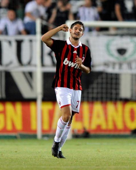Сиена - Милан фото:Claudio Villa /Getty Images Sport
