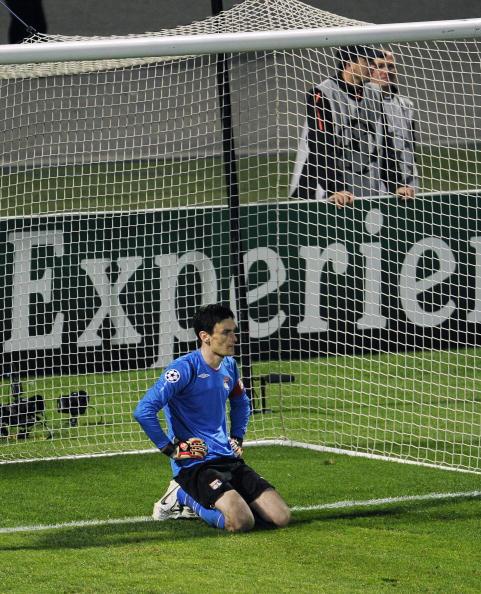 'Лион' - 'Бавария' Фото:Jamie McDonald, Lars Baron /Getty Images Sport