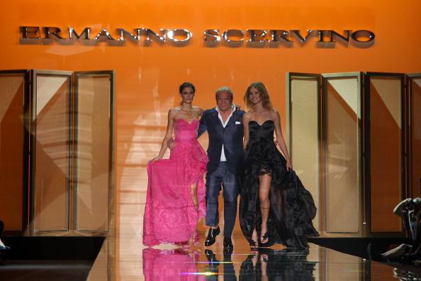 Дизайнер Ermanno Scervino сезона весна-лето 2010/Vittorio Zunino Celotto/Getty Images
