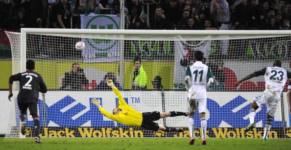 'Вольфсбург' - 'Бавария' Фото: Joern Pollex /Getty Images Sport