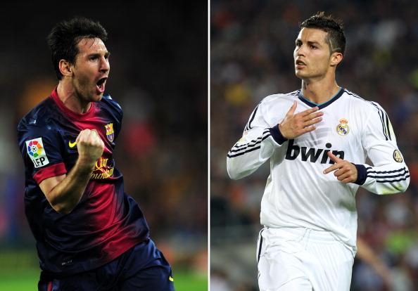 Барселона — Реал сыграли вничью. Фото: LLUIS GENE/AFP/GettyImages