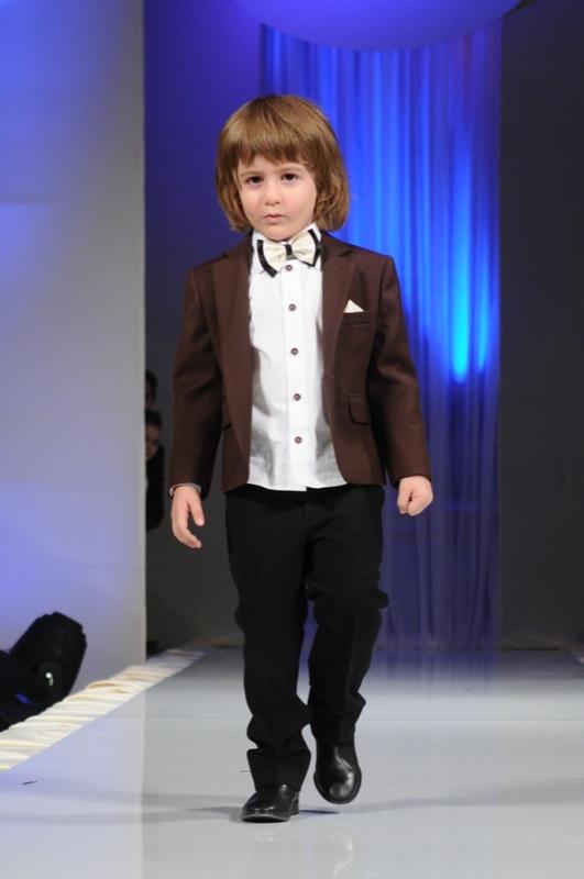 Первая коллекция детской одежды от HELENBER. Фото: Владимир Бородин/Великая Эпоха