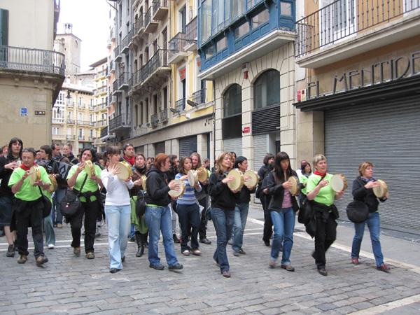 Памплона, Испания (исп. Pamplona). Фото: Ирина Лаврентьева/The Epoch Times