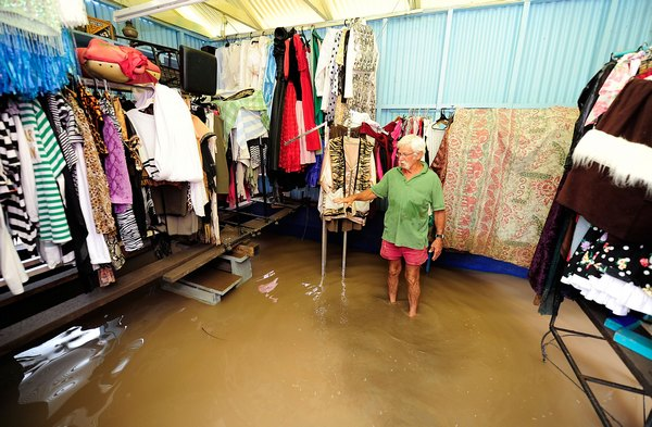Стихийные бедствия в Австралии. Фото: Ian Hitchcock/Getty Images