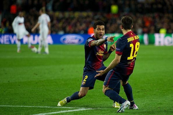 Барселона — Милан. Фото: Getty Images Sport