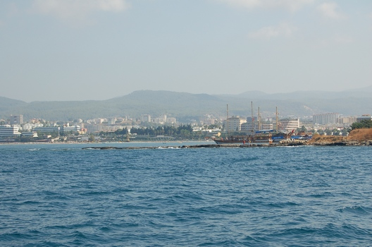 Анталья (тур. Antalya) — город, курорт и порт на юге Турции. Фото:The Epoch Times Украина