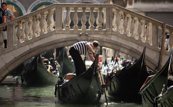 Венеция. Фото: Getty Images