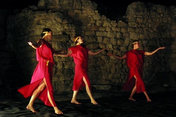 Фестиваль 'Терпсихора в Тавриде'.Фото:Алла Лавриненко/ The Epoch Times