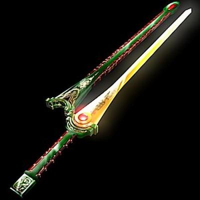 Меч Чуньцзюнь. – один из пяти мечей, сделанных известным оружейником эпохи Весны и Осени и Воюющих царств (770-221 гг. до н.э.) Оу Ецзы. Фото с aboluowang.com