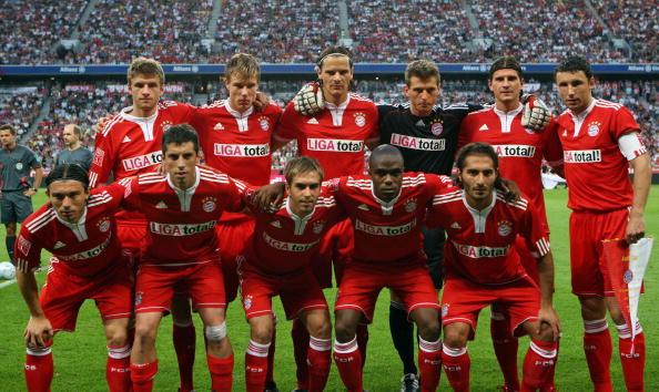 ФК «Бавария»(Бавария – Милан)