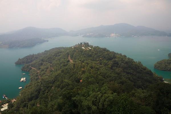 Озеро Жиюетан. Фото: The Epoch Times