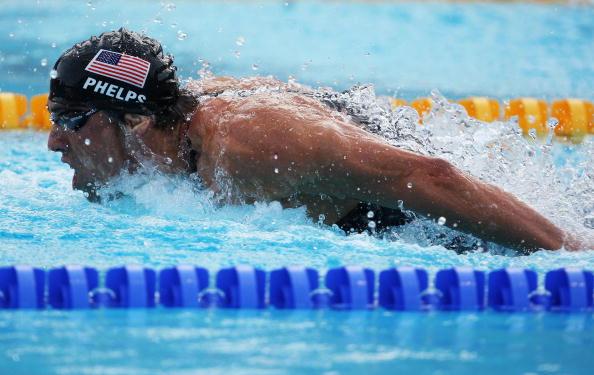 Плавание - Чемпионат мира Фото:ISM Agency Quinn Rooney Lars Baron/Getty Images Sport