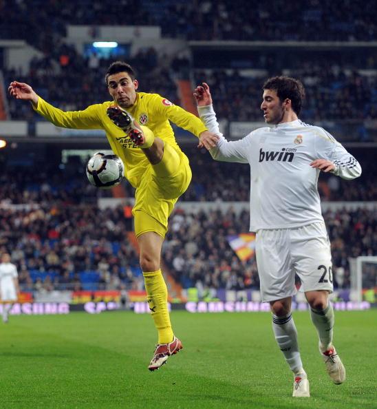 «Реал» – «Вильярреал» фото:Denis Doyle,Elisa Estrada /Getty Images Sport