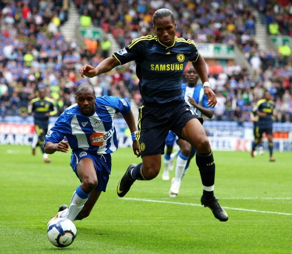 Уиган - Челси фото:Darren Walsh /Getty Images Sport