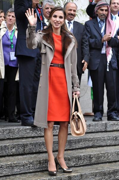 Королева Иордании Рания аль-Яссин/Franco Origlia/Getty Images