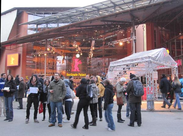 Международный кинофестиваль - 'Берлинале'. Фото: Ирина ЛАВРЕНТЬЕВА.The Epoch Times