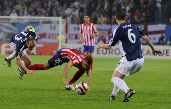 «Атлетико» (Испания) – «Фулхэм» (Англия) фото:Joern Pollex, Michael Regan, Christof Koepsel /Getty Images Sport