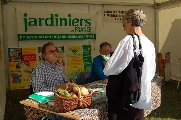 Выставка ассоциации Садоводчества. Фото HENRION NATALIA