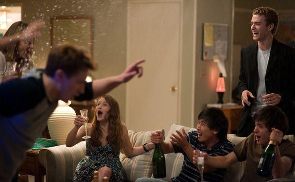 «Социальная сеть». Кадр из фильма Дэвида Финчера «Социальная сеть». Фото с сайта filmtoday.ru