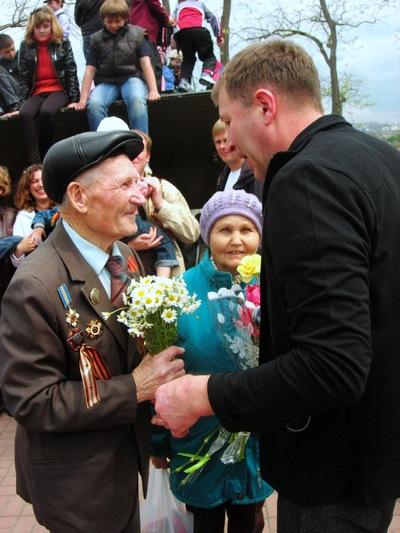 Ветераны на празднике Победы в Севастополе. Фото: Алла Лавриненко/The Epoch Times Украина