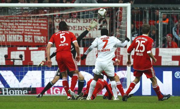 «Бавария» - «Фрайбург» фото:Alexander Hassenstein /Getty Images Sport