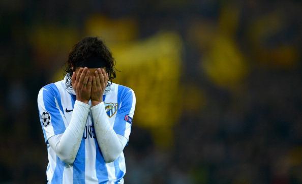 Боруссия Д — Малага. Фото: Getty Images Sport
