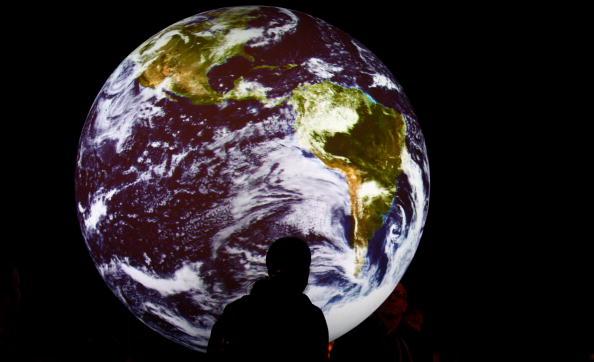 7 декабря, в Копенгагене открывается Конференция ООН, посвященная проблемам мирового изменения климата. Копенгаген, Дания. Фото: Miguel Villagran/Getty Images