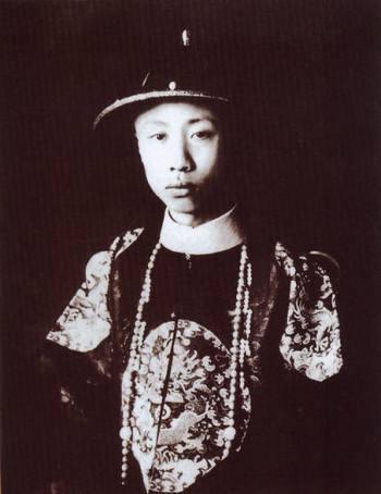 Император Пу И. Фото с secretchina.com