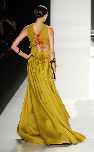 Коллекция от Chado Ralph на Неделе моды Mercedes-Benz весна-лето 2010 в Нью-Йорке/Frazer Harrison/Getty Images