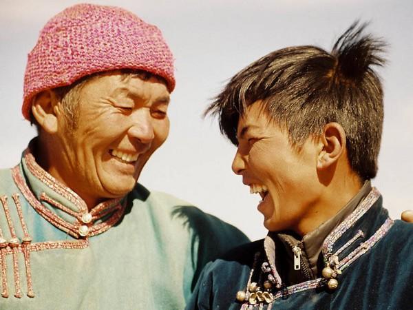 Монгольские сопроводители. Фото: Bernd Kregel