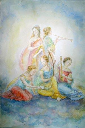Небесні музиканти