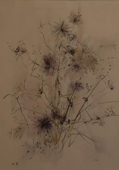 Хайфа, Университетский музей, экспозиция художницы Анны ТИХО. Фото: Хава ТОР/The Epoch Times