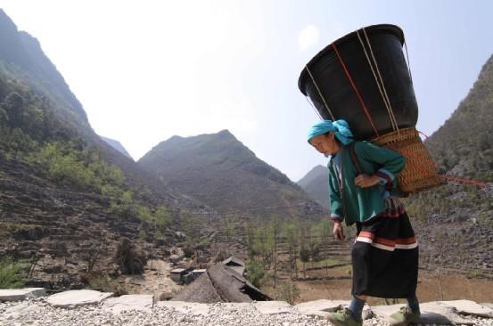 Засуха в Китае. 2010 год. Фото: bbs.ifeng.com