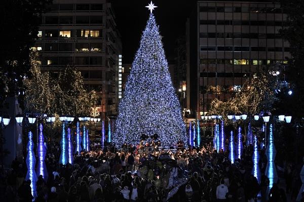 Рождесвенские елки. Фото: Getty Images