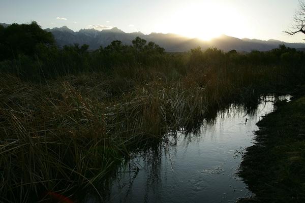 Должно пройти несколько десятков лет, чтобы прежнее озеро Оуэнс снова стало пригодным для жизни и восстановило свою экосистему.Фото: David McNew/Getty Images