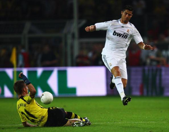 Боруссия-Реал Фото:Vladimir Rys,Christof Koepsel/Getty Images Sport