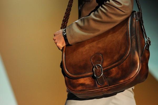 Мужская коллекция Gucci весна-лето 2011 на милансой Неделе моды. Фото: Vittorio Zunino Celotto/Getty Images