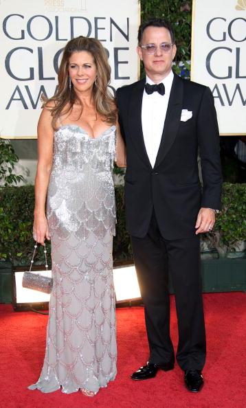 Tom Hanks и Rita Wilson. Фото: Getty Images