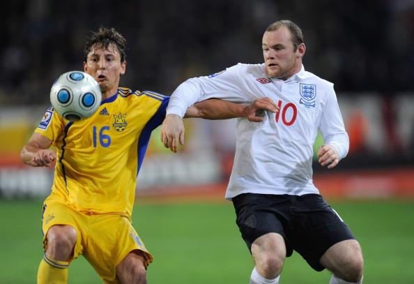 Украина - Англия фото:SERGEI SUPINSKY,Michael Regan /Getty Images Sport