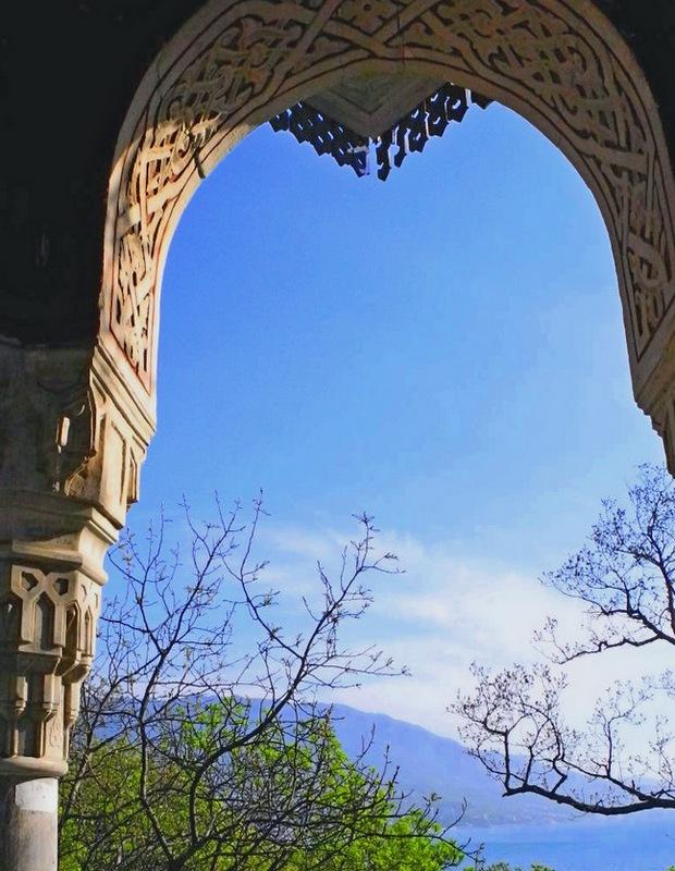 Турецкая беседка. Фото: Алла Лавриненко/Великая Эпоха