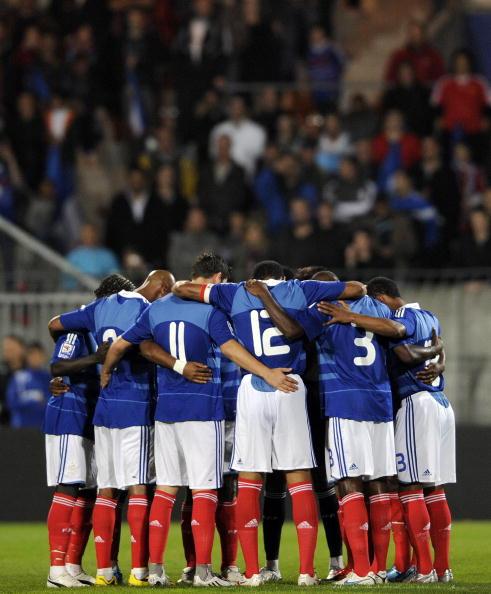 Франция - Фареры фото:FRED TANNEAU,FRANCK FIFE /Getty Images Sport